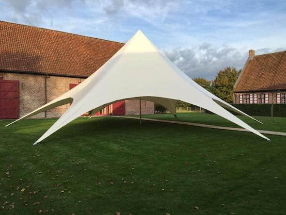 Starshade tent